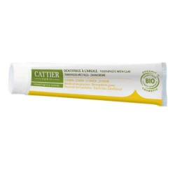 Dentifrice DENTARGILE Gencives irritées Citron CATTIER