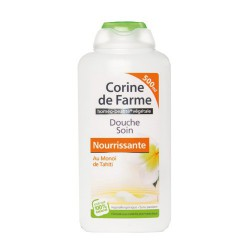 Douche soin nourrissante Monoï de Tahiti CORINE DE FARME
