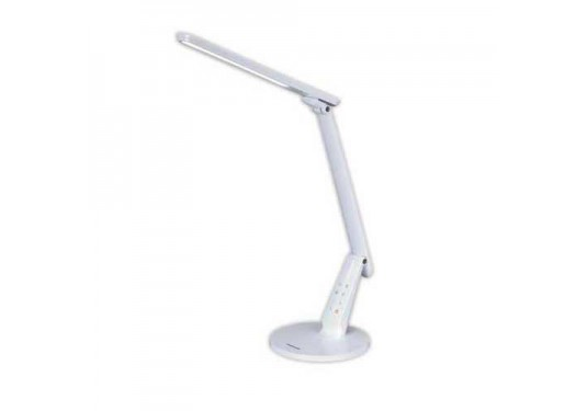 Lampe LED ZIG 10W recyclé blanc ALUMINOR
