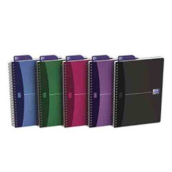 Cahier spirales A5 5x5 100pages Urban OXFORD