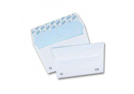 Enveloppes blanches 114x162mm C6 GPV Every Day