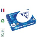 Ramette papier A4 210g extra blanc CLAIREFONTAINE