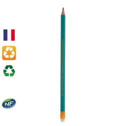 Crayon graphite 650 HB embout gomme Ecolutions Evolution BIC