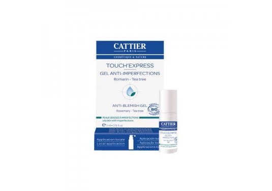 Touch'express purifiant - Tea Tree & Romarin / CATTIER