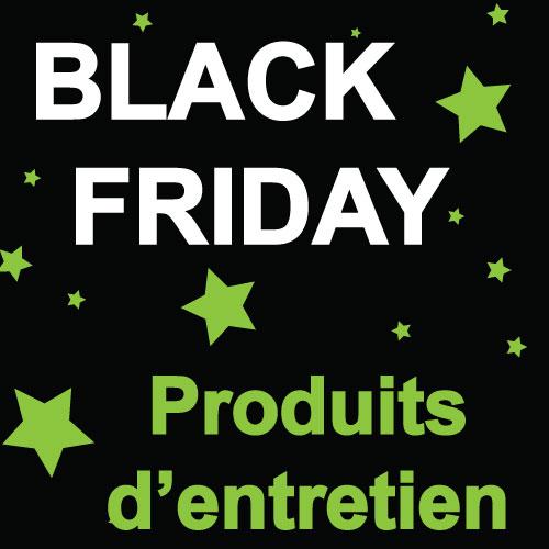 Black Friday PRODUITS D'ENTRETIEN BIO