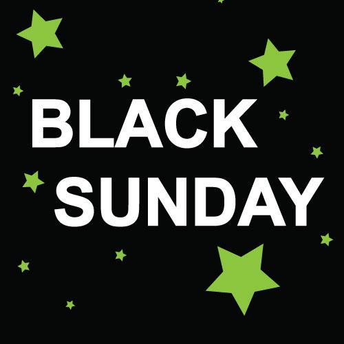 BLACK SUNDAY SURPRISE