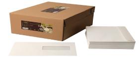Enveloppes et pochettes écologiques pour vos fournitures de bureau