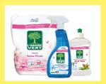 Produits d'entretien ménagers écologiques en soldes