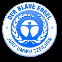 Chemises bleues EXACOMPTA certifiées Ange Bleu.