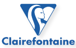 Logo : Clairefontaine.