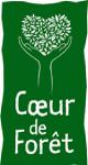 Logo : Coeur de Forets.