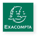 Logo : Exacompta.
