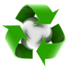 Logo : Comment recycler.
