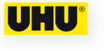 Logo : UHU.