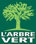 Logo : L'Arbre Vert.